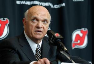Lamoriello has gotten his team to move past the Kovalchuk saga. (Photo by Andy Marlin / Getty Images)