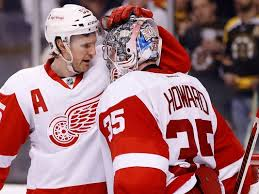 The Red Wings are the dark horses of the East.