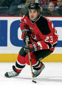 Can Scott Gomez earn a spot on an overcrowded Devils offense?